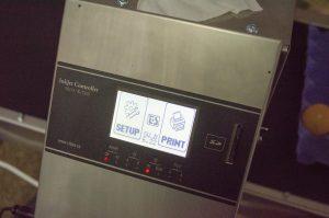Сенсорний екран яєчного маркувальника EJ1305