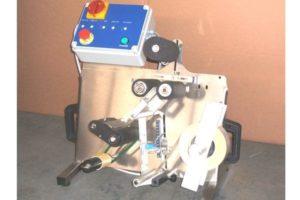 EKO-10 - напівавтоматична етикетувальна система