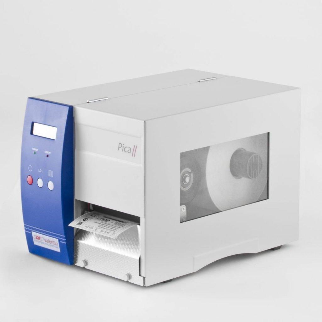 Термотрансферный принтер Carl Valentin Pica II
