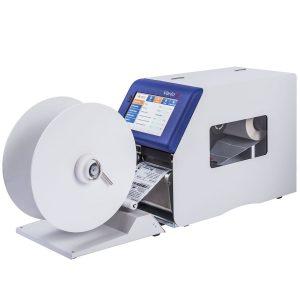 Vario III - термотрансферный принтер с намотчиком этикеток