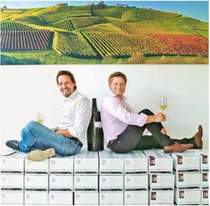 Маркування вина