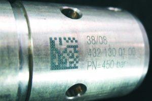 Лазерне маркування металу