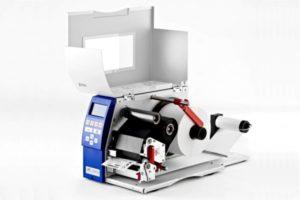 Термотпринтер Vita II - вид зсередини