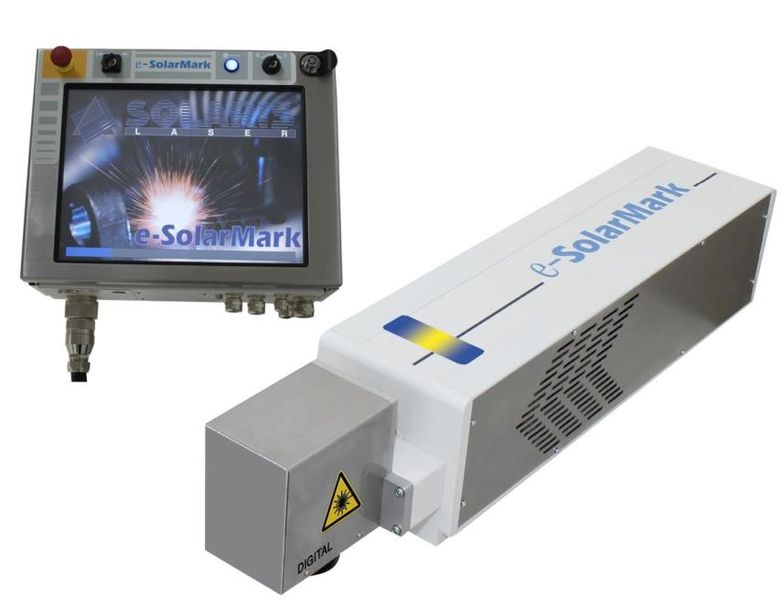 Лазерный маркиратор e-SolarMark +