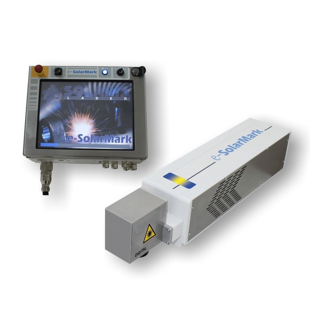 Лазерний маркувальник -SolarMark +