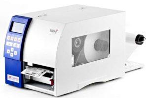 Принтер етикеток Vita II з зовнішнім розмотчиком етикеток