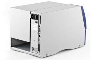Термотрансферный принтер этикеток Vita II - вид сзади