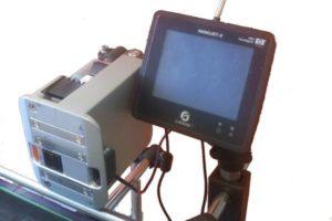 Принтер Nanojet II - маркування на конвеєрі