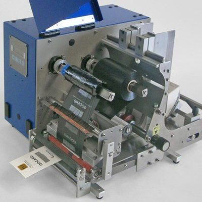 Термотрансферный принтер GoCard для печати бирок и ярлыков