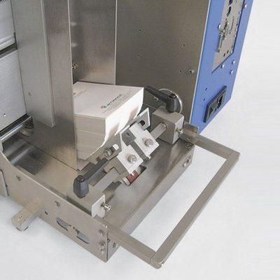 Блок подачи ярлыков термотрансферного принтера Etipack GoCard