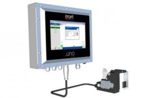 HP TIJ2.5 маркиратор .UNO  - боковая печать