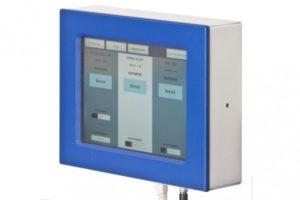Сенсорная панель управления термотрансферным принтером  Carl Valentin Dynacode