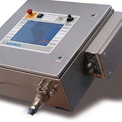 Контрольный блок защищенного лазерного маркиратора e-SolarMark HD