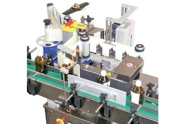 Система для этикетирования цилиндрических продуктов Etipack System 1 Twist
