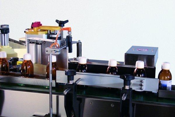 Система для этикетирования цилиндрических продуктов Etipack System 1 Twist - узел обкатки