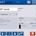Інтерфейс маркувальника alphaJET mondo