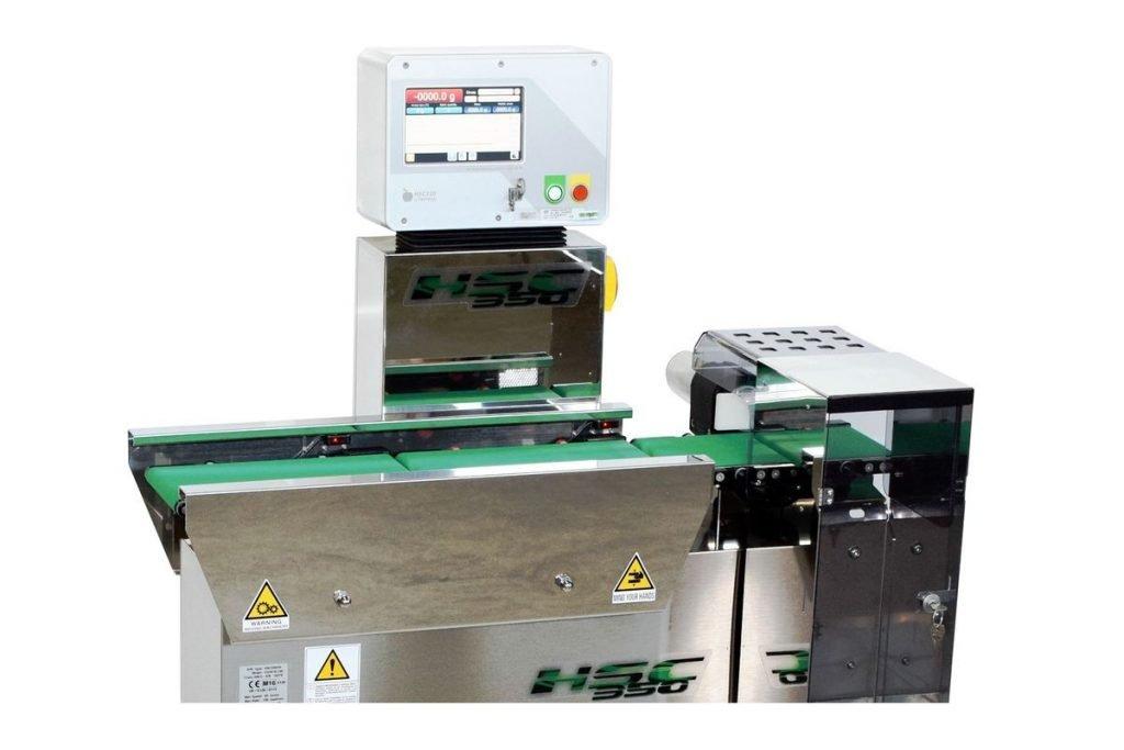 Динамические весы HSC350-C с отбраковщиком