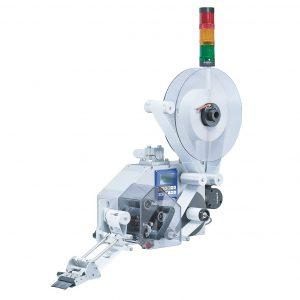 Принтер аппликатор ILX c выносным диспенсером этикеток и разглаживающей щеткой