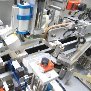 Etipack Pharma4 - кода Datamatrix и серийного номера на упаковке лекарств