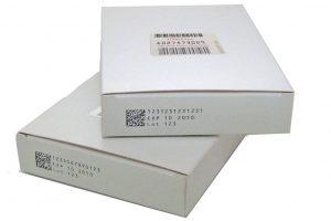 Серийный номер на упаковке лекарственных препаратов с кодом Datamatrix