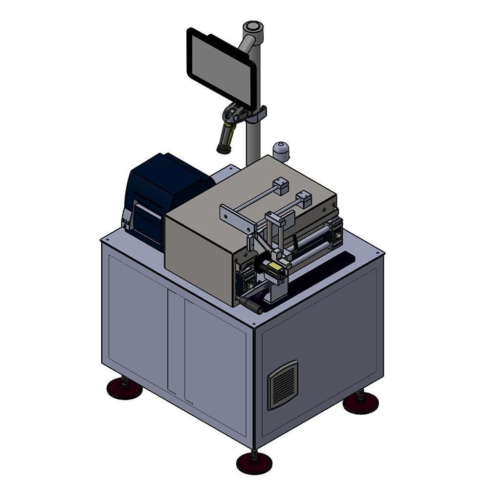 Softgroup STT MLS - система для ручной сериализации упаковок лекарств