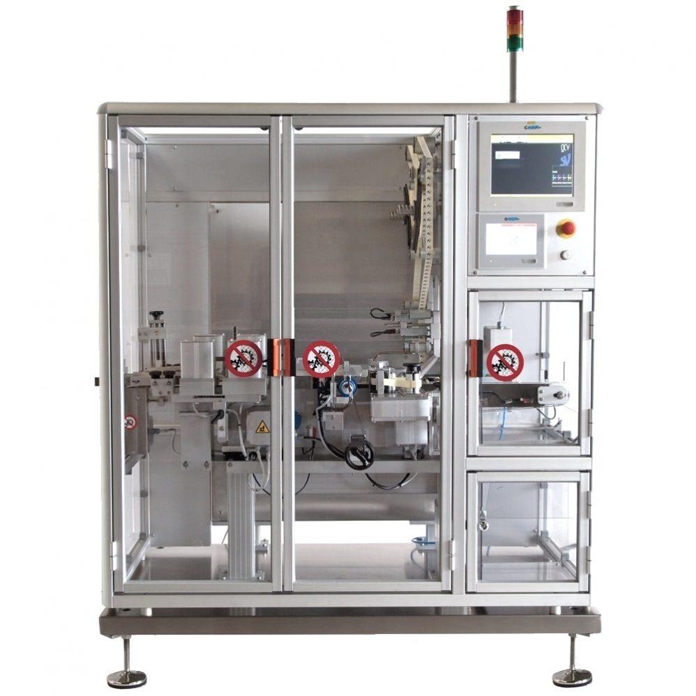 Pharma Trace Seal - сериализация и контроль вскрытия фармпромышленности