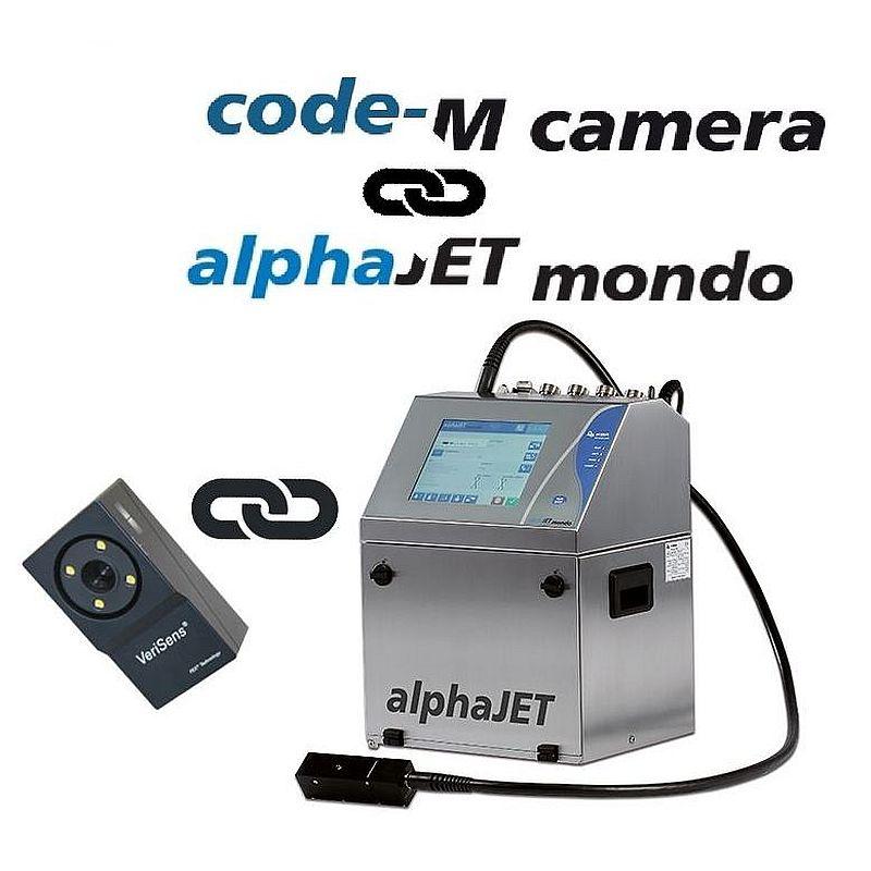 Coda-M Camera + alphaJET mondo