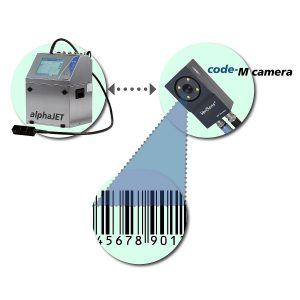Камера для контроля качества маркировки