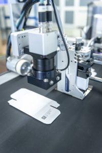 Контроль каплеструйной маркировки камерой