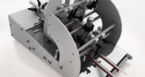 Механизм выдачи фидера Etipack Agile