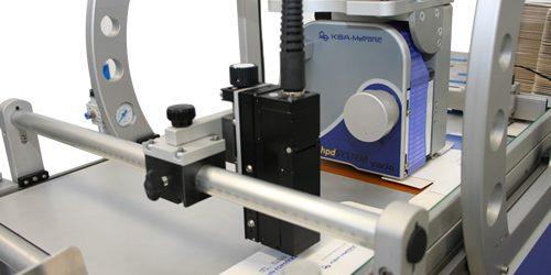 каплеструйный  и контактный маркираторы в системе udaFORMAXX