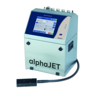 Каплеструйный принтер alphaJET mondo