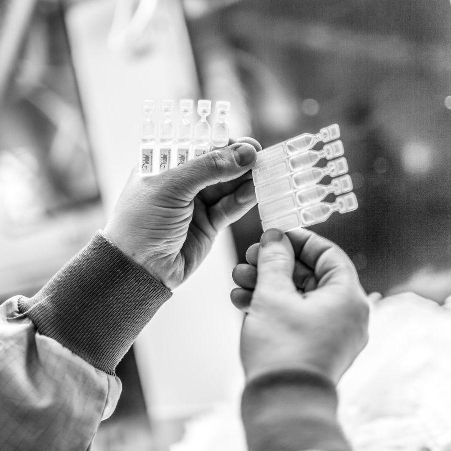 Серийные номера на лекарствах