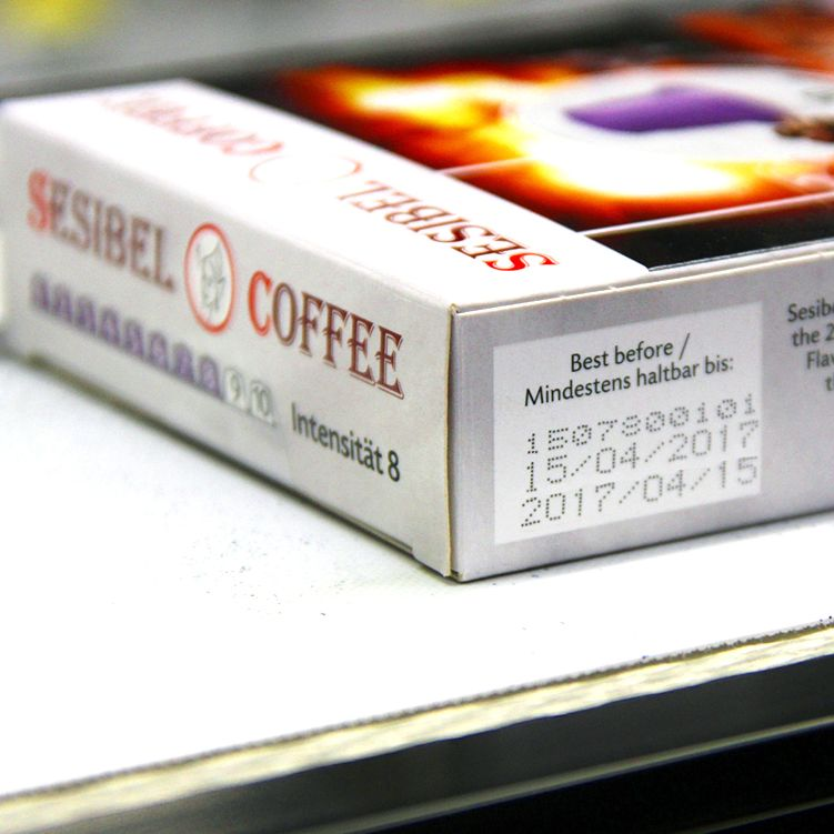 Маркування кави